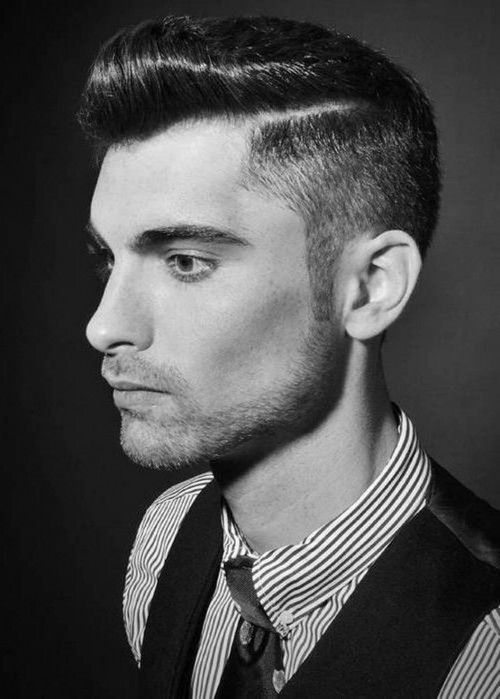 Rockabilly Hairstyles And Pompadour On Pinterest