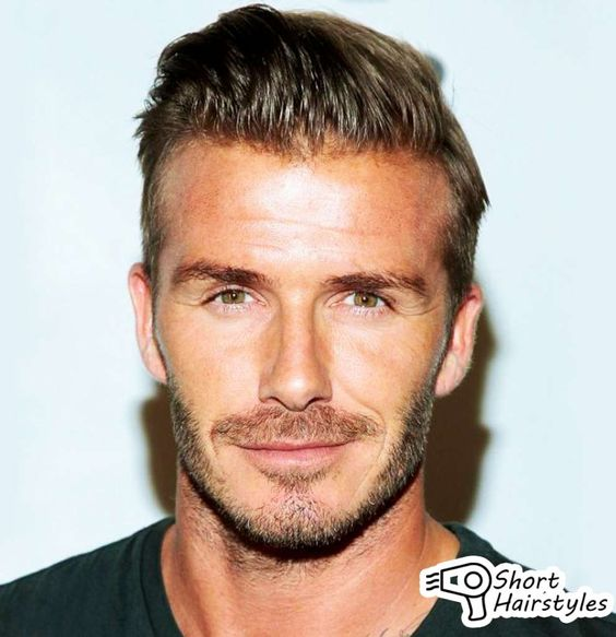 Short Hairstyles  For Men  With Big  Foreheads  2014 Short