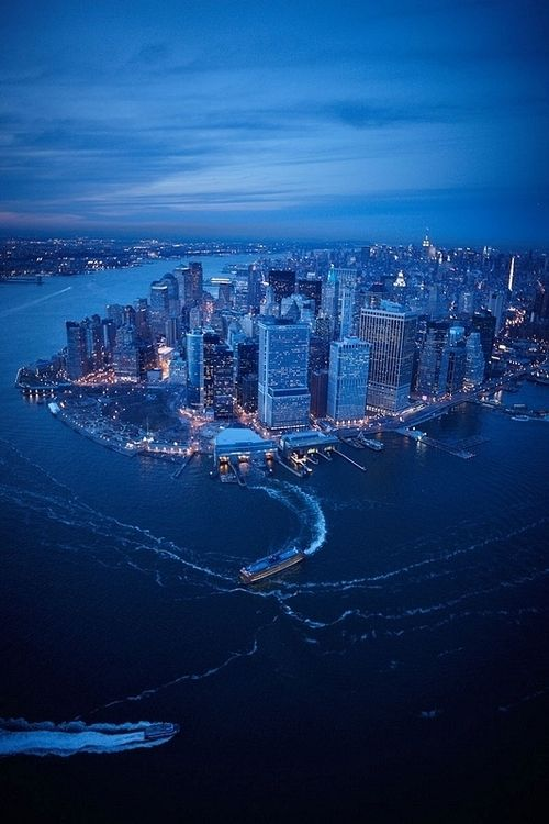 Downtown Manhattan, New York City: