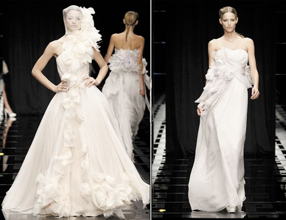 Wedding Dress Designers, Couture Wedding Dresses And Haute