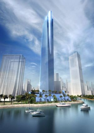 The Skyscraper Tower