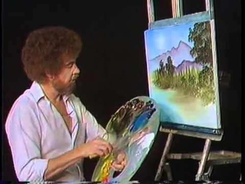 Bob Ross Meadow Stream - The Joy of Painting (Season 5 ...