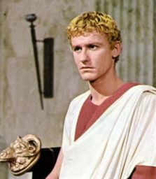 Image result for cleopatra the movie roddy mcdowall