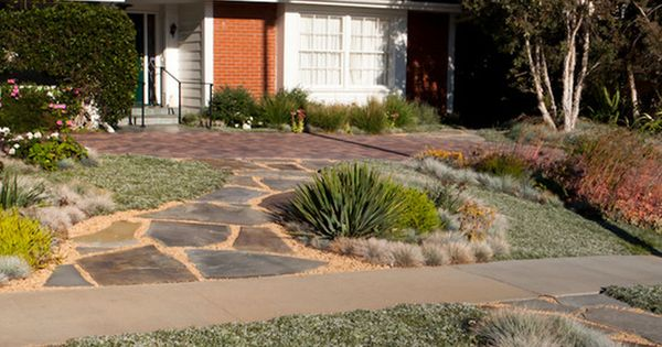 Backyard Desert Landscaping Ideas On A Budget - Sweet ... on Backyard Desert Landscaping Ideas On A Budget  id=31432
