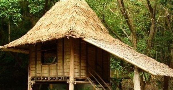 Nipa hut in the Philippines Alternative Architecture and