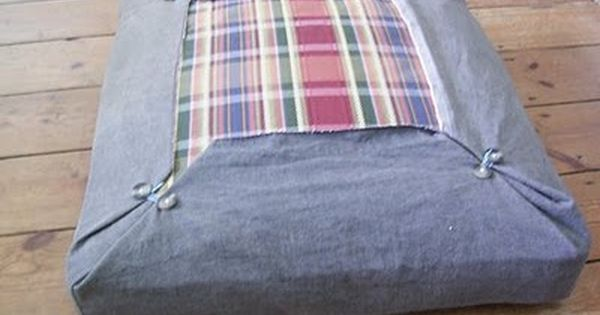 quick upholstery idea - Love this! How easy would this be ...