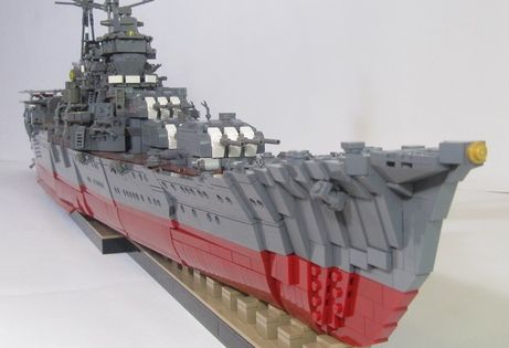 Being a fan of custom lego builds, this really made my jaw ...