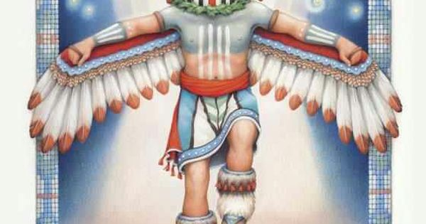 "HOPI PROPHECY..."" WHEN THE BLUE STAR KACHINA MAKES ITS ..."