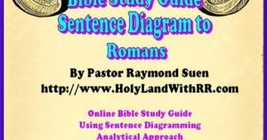 Holy Bible Analytical Reading Guide: Sentence Block
