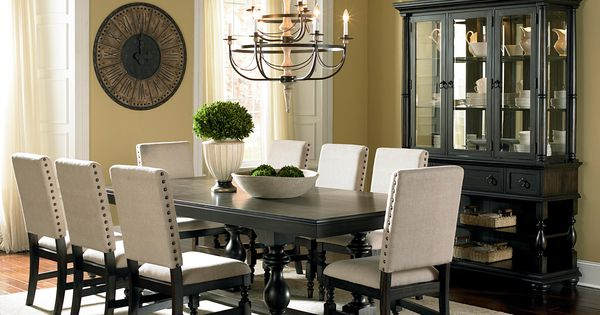 Black Dining Tables Dining Tables And Cottages On Pinterest