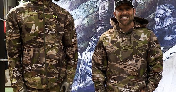 talking camo with extreme bowhunter cameron hanes on uninsulated camo overalls for men id=66062