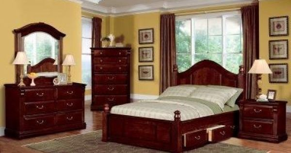 25 Best Ideas About Cherry Furniture On Pinterest Wood Bedroom Brown And Sleigh Bed