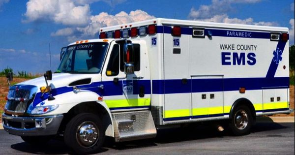 Wake County EMS   Ambulances   Pinterest   Ambulance