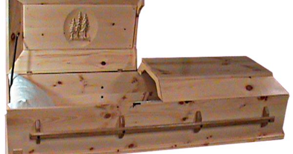 Pine Box Caskets Plans Made Casket Craftsman Casket