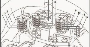 Bmw k1200lt radio wiring diagram #4 | k1200lt | Pinterest