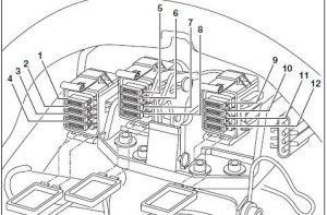 Bmw k1200lt electrical wiring diagram #3   k1200lt