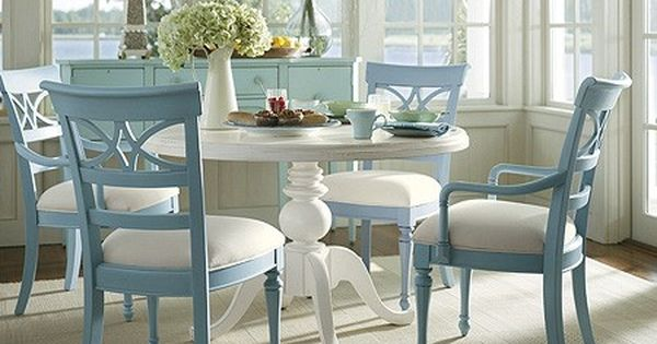 Coastal Style Dining Room Furniture
