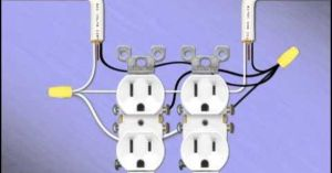 14 Two Gang Receptacles  double electrical outlet | Remodel Ideas | Pinterest | Electrical