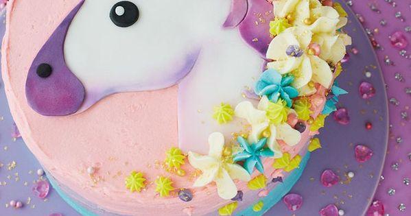 Diy Unicorn Emoji Cake Party Pieces Blog Cake