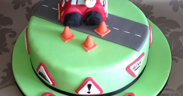 New Driver Cake 16th Birthday New Driver Party Ideas