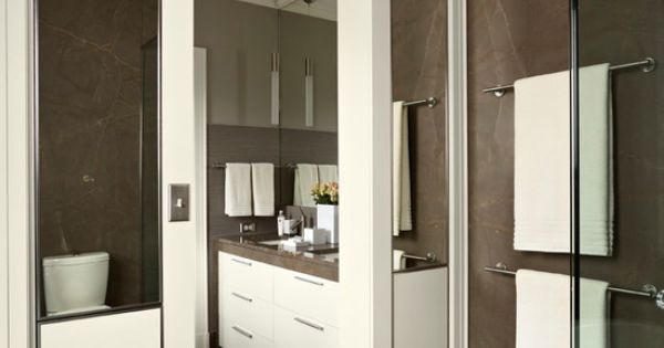 Stacked Towel Bar Placement Bathroom Remodel Pinterest