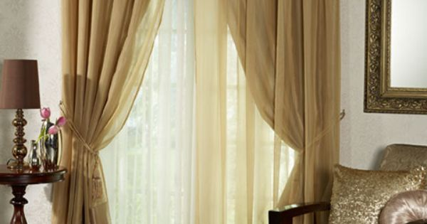 HomeChoice Gianna Curtains All That Glitters Is Gold Pinterest Product Catalog