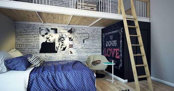 Girls Bedrooms Teenage Tomboy Google Search Bedrooms I