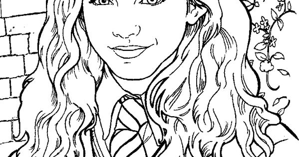 harry potter coloring page  coloring pages  pinterest