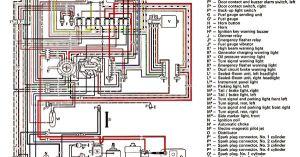 Vw Bug Ignition Wiring Diagram  73 vw wiring diagram free
