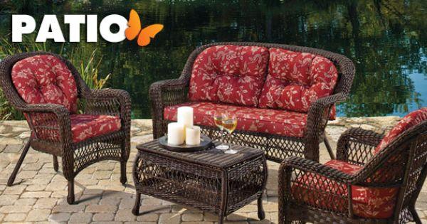 Big Lots Outdoor Living Patio Furniture Home Decor