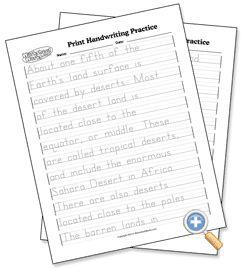 Image Result For Worksheet Generator Handwriting