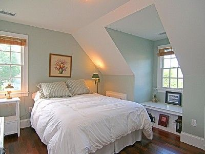 Upstairs Bedroom Building A Dormer I Like The Idea Of