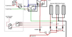 Wind generator and solar wiring diagram | back to basics