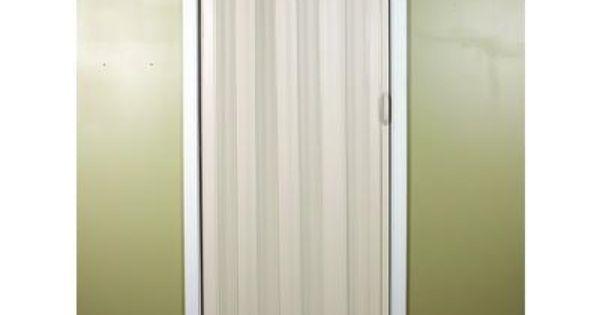 Spectrum Sienna 24 To 36 Inch Cottage White Accordion