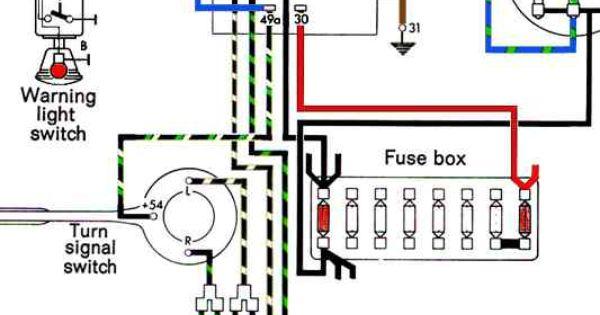 6 Pin Flasher Relay Wiring Diagram
