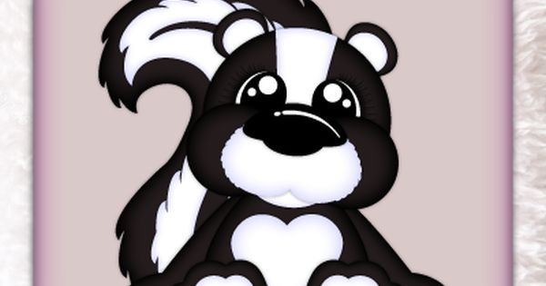 Snuggle Palz Skunk Art Pinterest Paper Piecing And