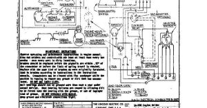 lincoln sa200 wiring diagrams | LINCOLN SA200 Auto idle