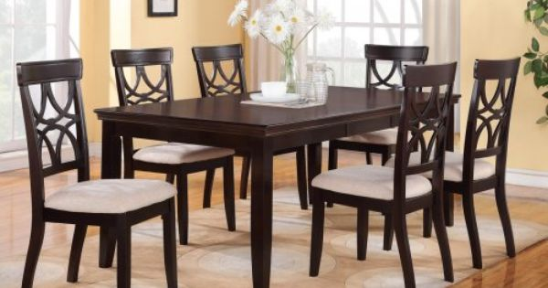 Dining Table And 6 Chairs For Under 500 F2199 Kissa
