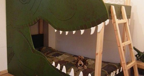 Dinosaur Bunk Bed Flickr Photo Sharing Kjs Room