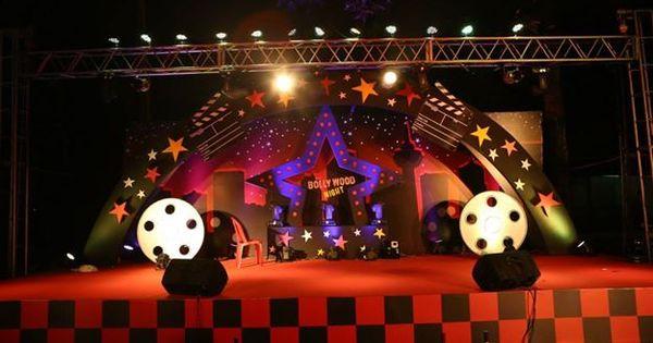 Bollywood Themed Sangeet Theme Weddings Bollywood Theme