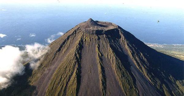 MountVolcano Pico Pico Azores Pinterest Volcano