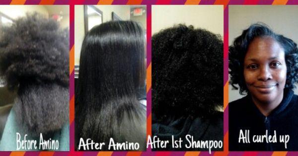 Basic Amino Acid Treatment On Natural Hair 6788267153