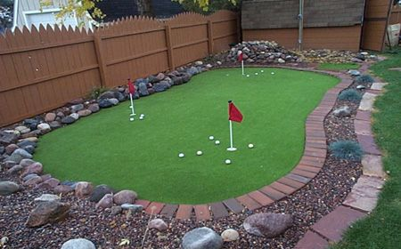 Four Of The Greatest Backyard Putting Greens on Putting Green Ideas For Backyard id=58197