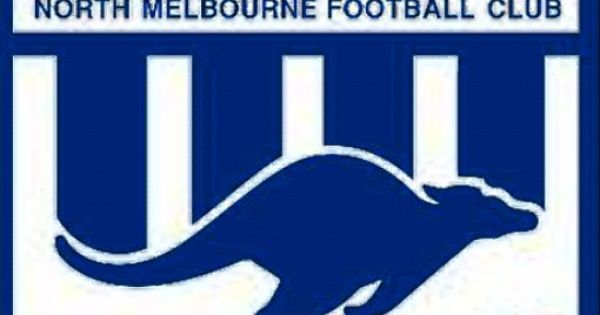 North Melbourne Football Club Kangaroos Followed Sporting Clubs Pinterest Kangaroos