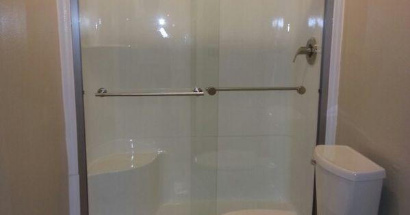 Dont Replace That Fiberglass Shower Stall Reglaze It