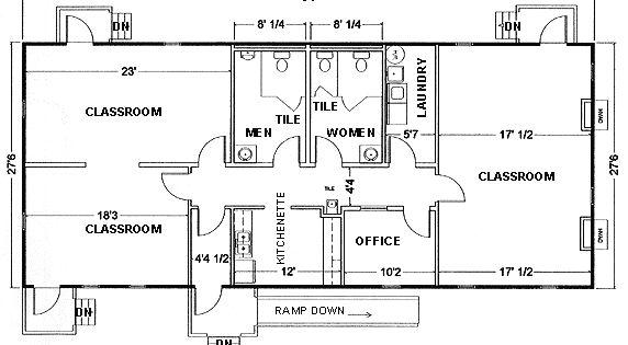 Floor Plan For MindExpander Day