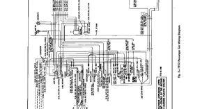 53 Chevy wiring diagram | 1953 Chevrolet Bel Air