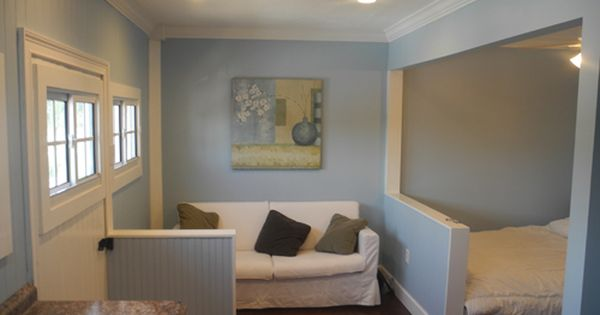 Our Garage Makeover Can Be A Beautiful Bedroom Or Guestroom