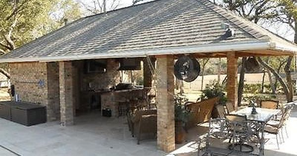 Outdoor BBQ Kitchen Bar / Cabana / Pool House / Bathroom