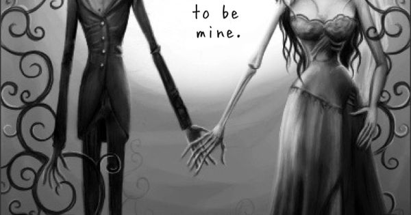The Vows From Corpse Bridelove Them And They Will Be In